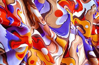 Шелковые шарфы