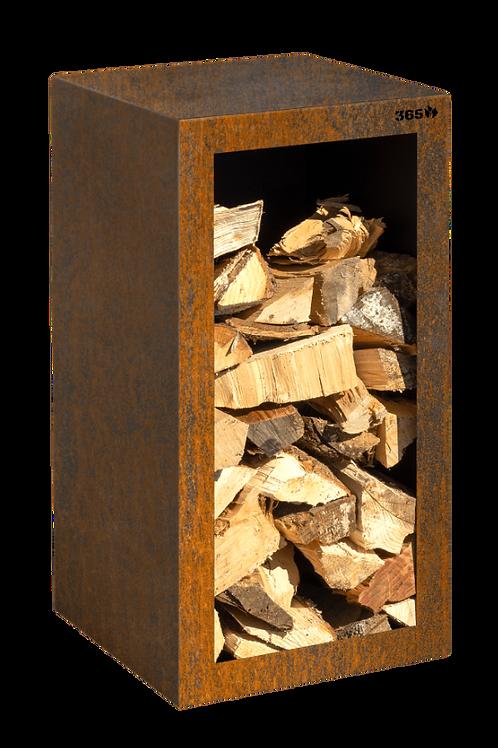 PODEST 80 mit Holzlager