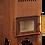 Thumbnail: Gartenkamin LEVIAN corten