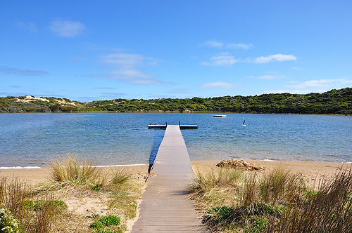 Beachport Pool of Siloam