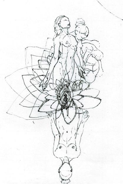Rebirth (detail)