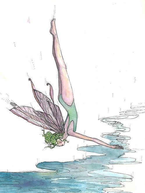 Fairy Diver