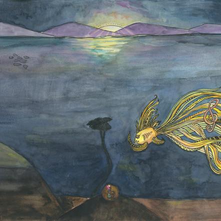 Spirit Fish