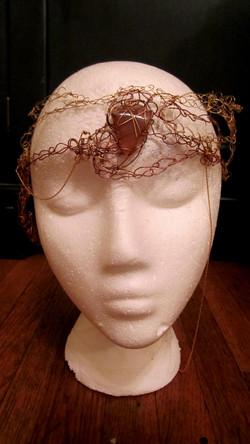 High Tea Headdress