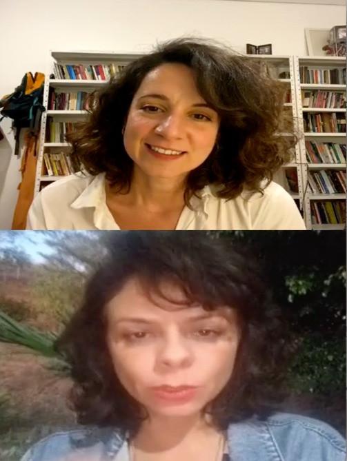 Amanda Lyra & Suzana Nascimento