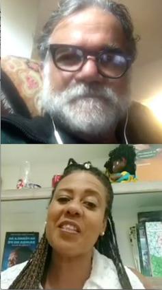 Grupo Galpão & Bando de Teatro Olodum