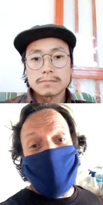 Jimmy Wong & Haja Amor