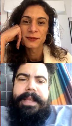 Renata Carvalho & Magiluth