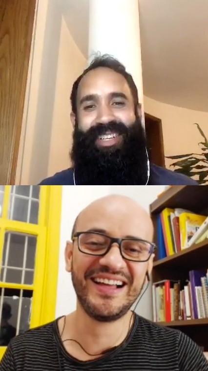 Pedro Vilela & Gustavo Miranda