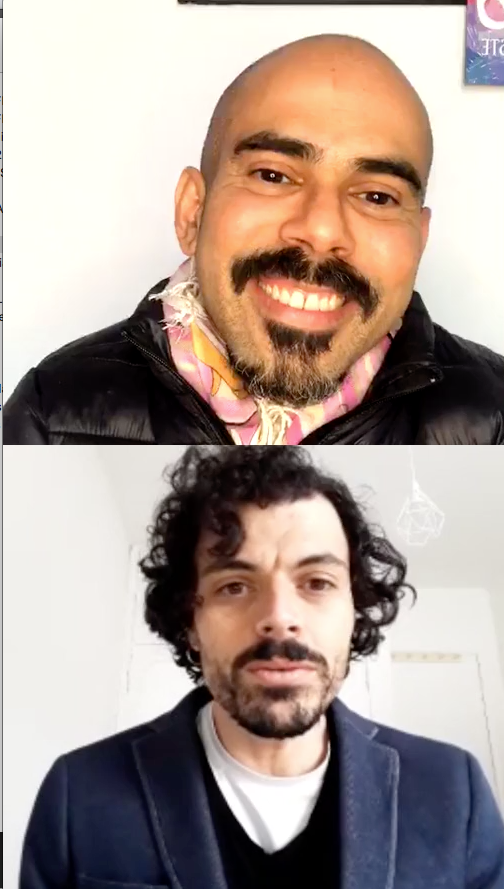 Jhoão Junior & Biagio Pecorelli