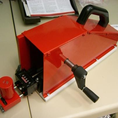 Measurement of scratch resistance