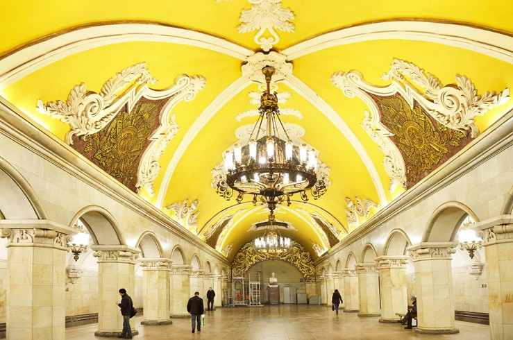Moscow-Yellow