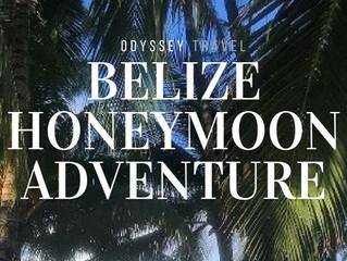 Belize Honeymoon Adventure