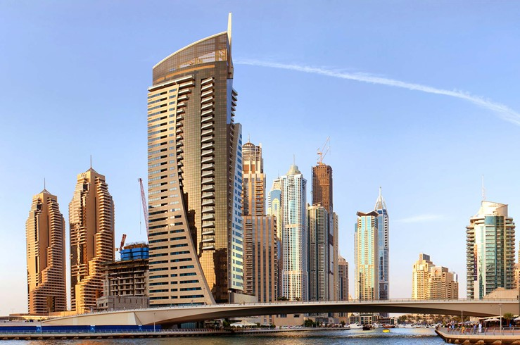 UAE-Tall-Building