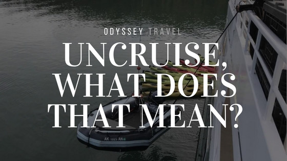 Uncruise with Odyssey Travel