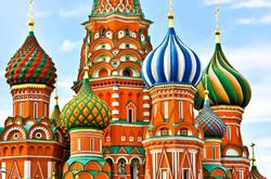 Russia-Spires