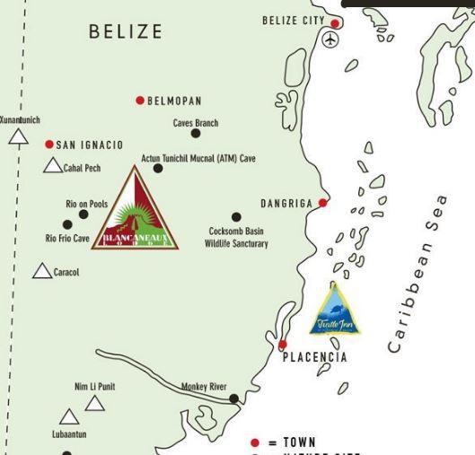 Odyssey Travel Honeymoon in Belize