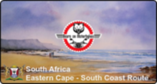 South Africa - Eastern Cape - South Coas