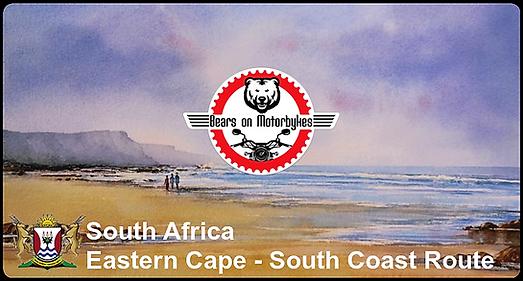 South Africa - Eastern Cape - South Coas