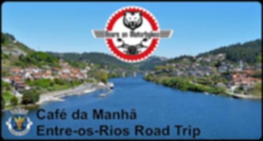 Café da Manhã - Entre-os-Rios Road Trip.