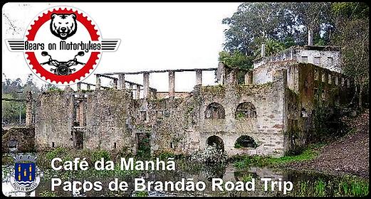 Café da Manhã - Paços de Brandão Road Tr