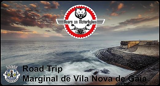 Road Trip Marginal de Vila Nova de Gaia.