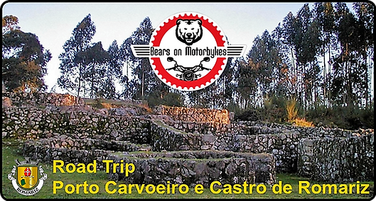 Road Trip Porto Carvoeiro e Castro de Ro
