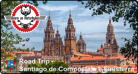 Road Trip Santiago de Compostela e Finis