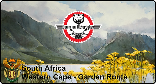 South Africa - Western Cape - Garden Rou
