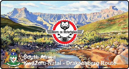 South Africa - KwaZulu-Natal - Drakensbe