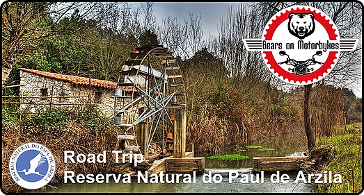 Road Trip Reserva Natural do Paul de Arz