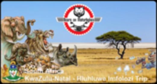 South Africa - KwaZulu-Natal - Hluhluwe