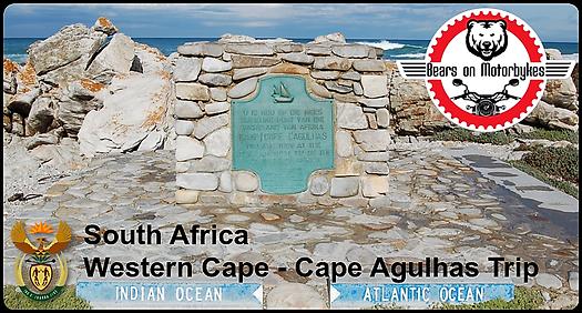 South Africa - Western Cape - Cape Agulh