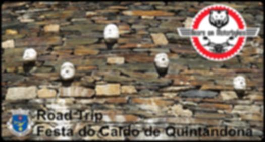 Road Trip Festa do Caldo de Quintandona.