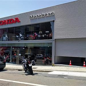 Inauguração da Motoboxe Porto