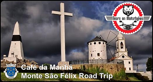Café da Manhã - Monte São Félix Road Tri