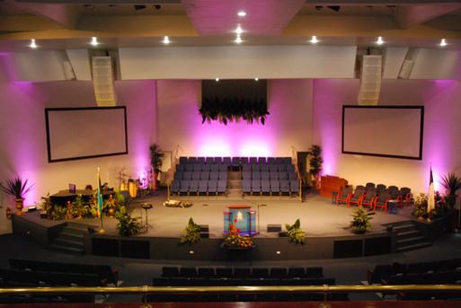 Evangelistic Temple