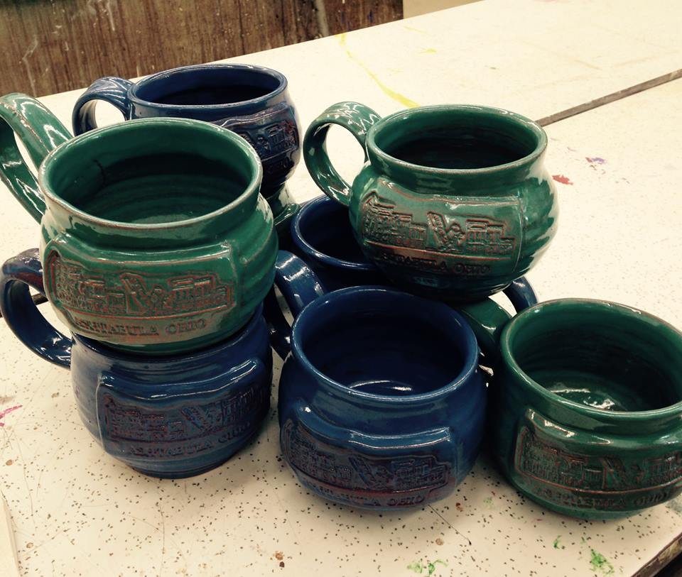 Ashtabeautiful mugs