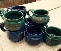 Ashtabeautiful mugs