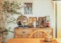 my home_dining_4年程前に引っ越してきたときとはだいぶ変わってきた