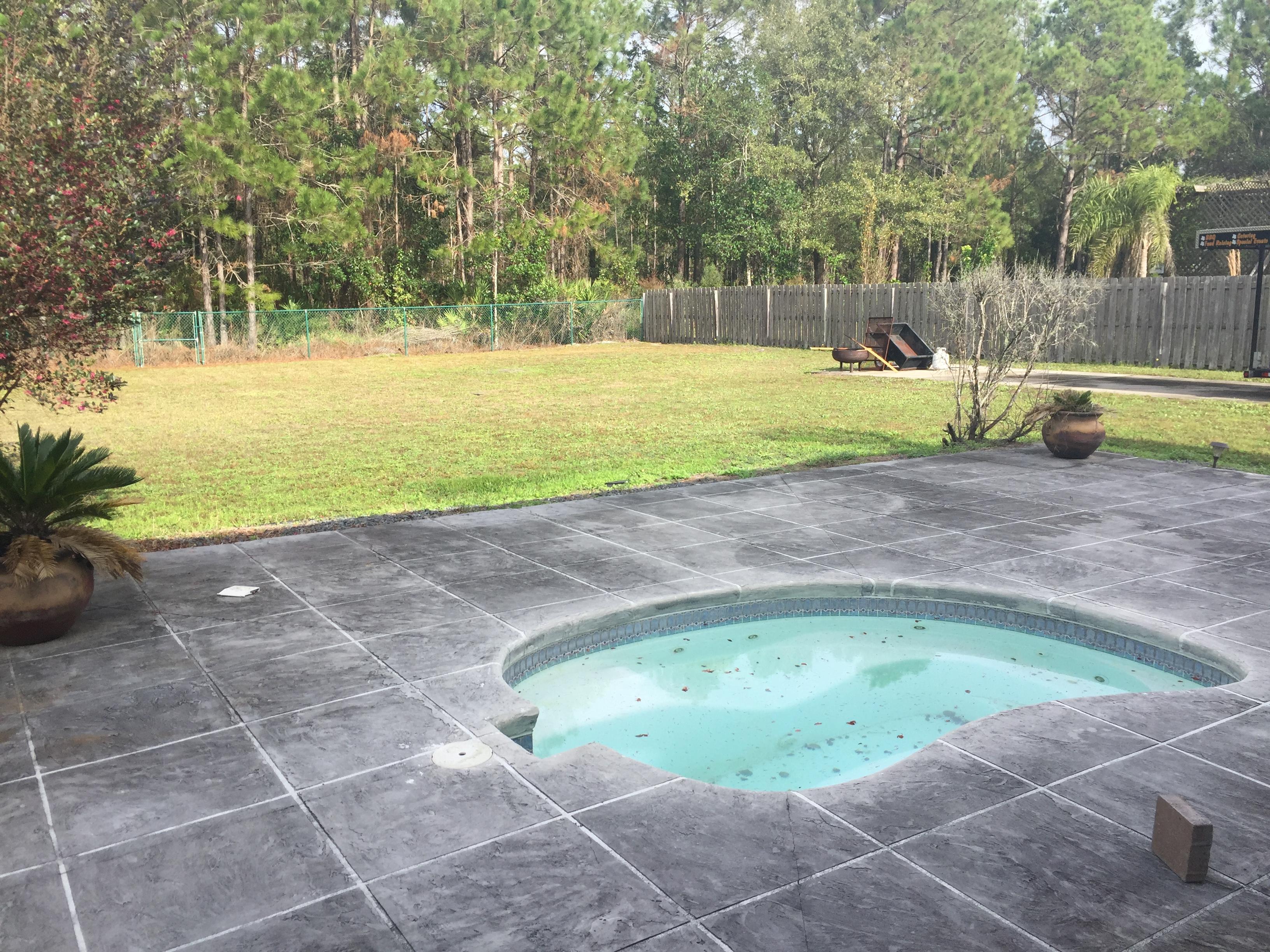 Backyard - 2