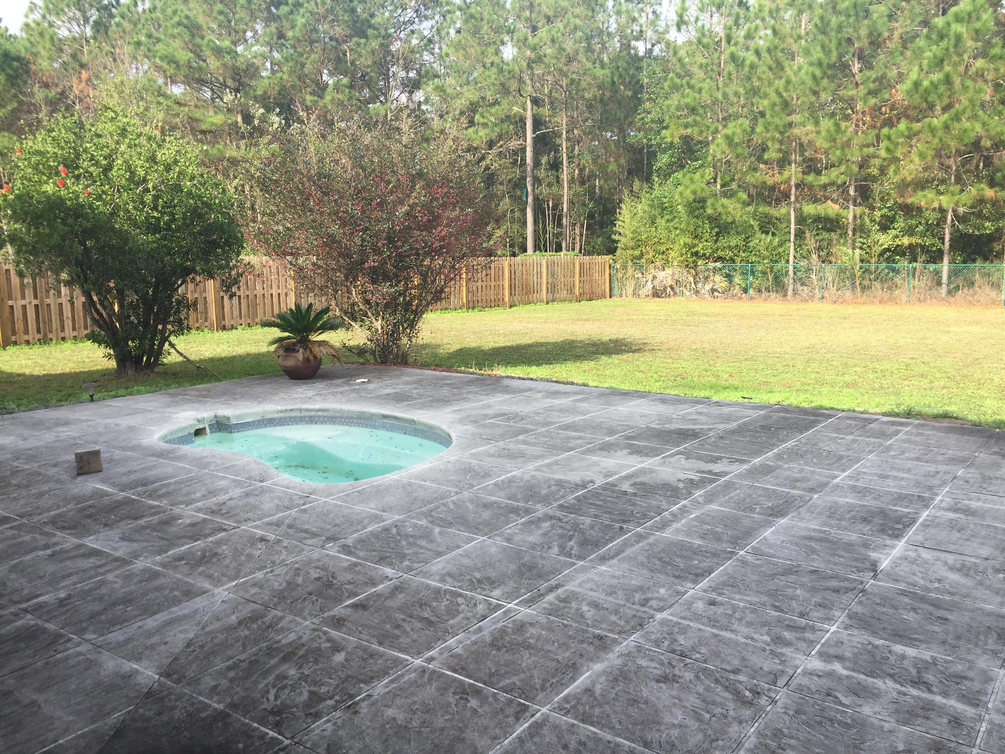 Backyard - 1