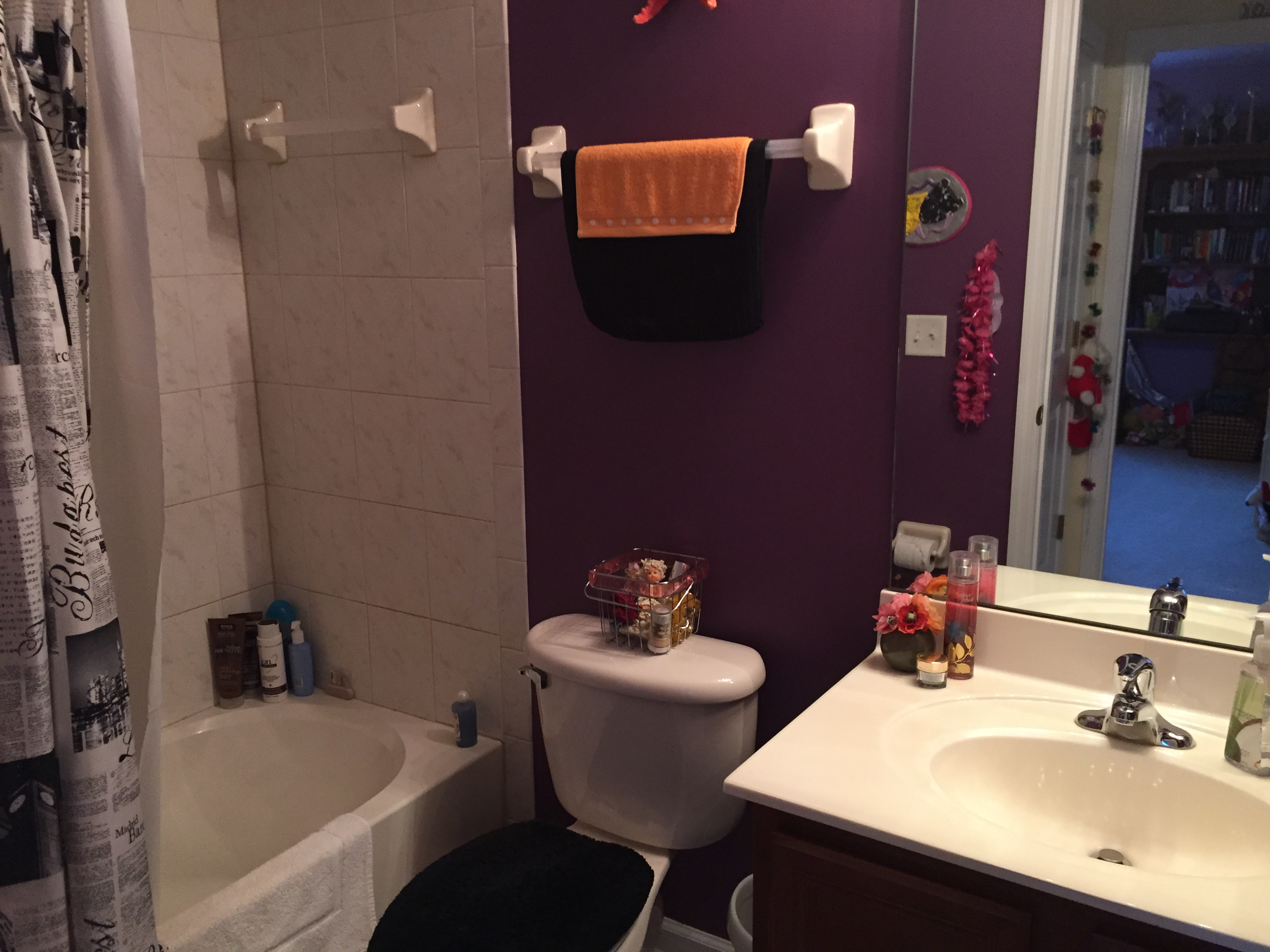 Guest bath 2 - 2