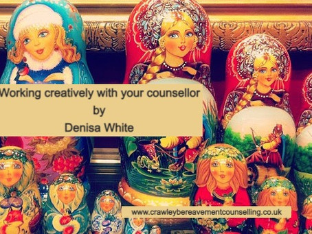 WORKING CREATIVELY WITH YOUR COUNSELLOR-FRIEND OR FOE?