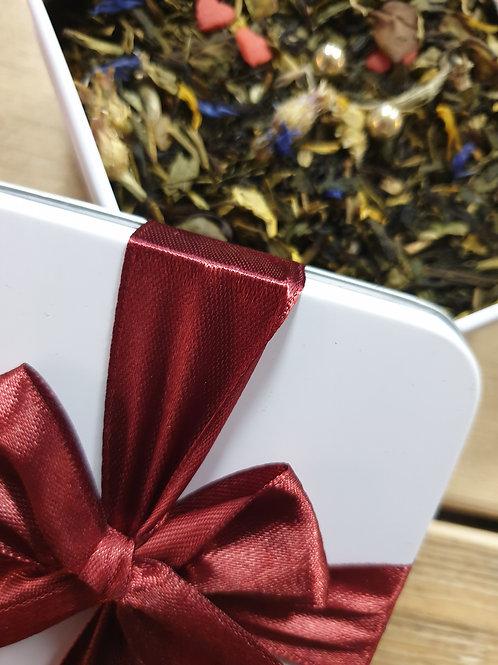 Geschenkblikje vol met Winter Sweets (50gram)