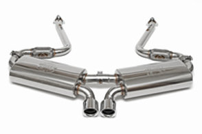 986 Boxster Maxflo Performance Exhaust System