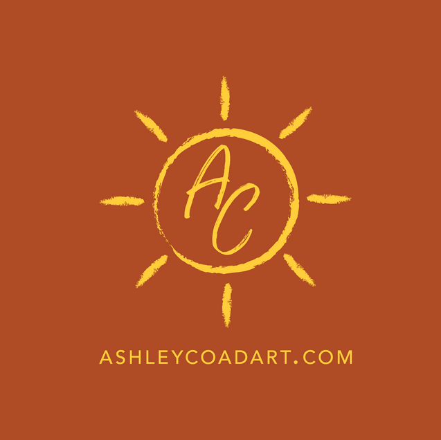 Ashley Coad Art Logo
