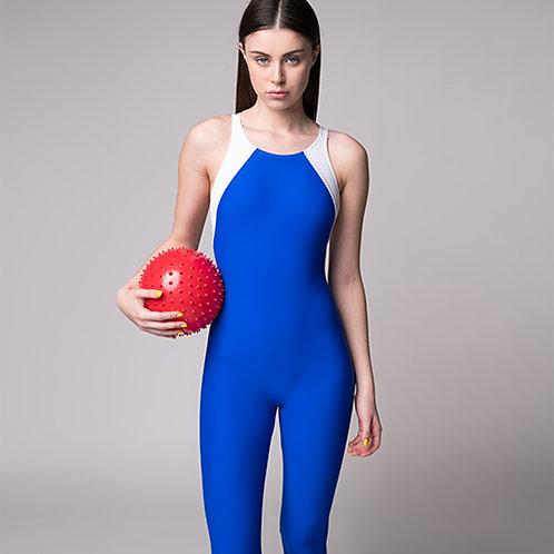 Angler06-בגד ים שלם טייץ׳לנשים
