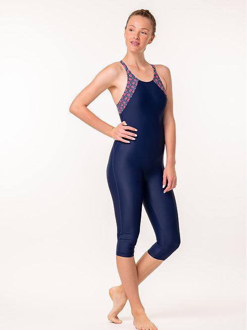 Angler Jumpsuit-בגד ים שלם אוברול
