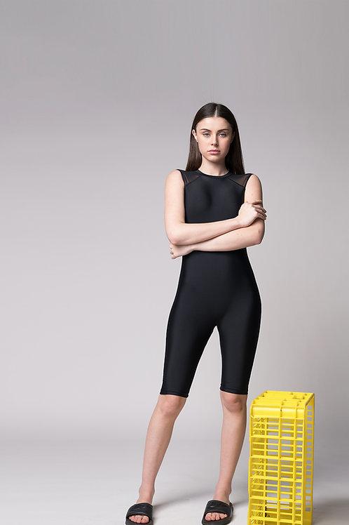 Marlin05-בגד ים שלם שחור